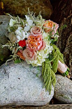 "Ninows : Preview ""Wedding Bells!!!"" Bridal Bouquet"