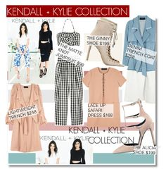 """""""Kendall + Kylie Collection"""" by nfabjoy ❤ liked on Polyvore featuring Michael Kors, women's clothing, women's fashion, women, female, woman, misses and juniors"""