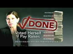 """Done"" from the DCCC opposes Rep. Mary Bono Mack, R-Calif. 10/3/12"