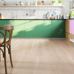 """Barlinek / Interior design for the newest """"Tastes of Life"""" Barlinek's collection / Agata Smok / www. Engineered Wood Floors, Plank Flooring, Wooden Skirting Board, Wood Veneer, Home And Living, Natural Wood, Living Spaces, Sweet Home, Pudding"""