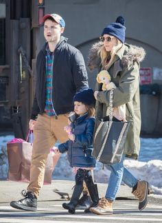 Sienna Miller Photos Photos - Actress Sienna Miller was spotted taking a stroll with her husband Tom Sturridge and their daughter Marlowe in Manhattan's West Village neighborhood in New York City, New York on March 17, 2017. Miller carried her daughters Belle doll from the recently released 'Beauty And The Beast' remake. - Sienna Miller And Tom Sturridge Out With Their Daughter In NYC