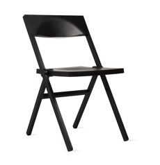 great folding chair for outdoor table comes in red, green, yellow, etc. w/ wall hook for 4