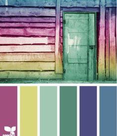 DreamDecorDesign.com <3 Rustic Spectrum
