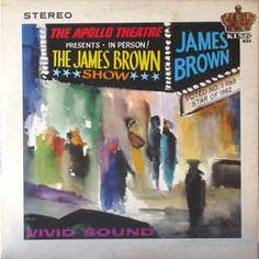 James Brown - James Brown Live At The Apollo at Discogs