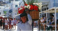 Old Time Photos, Top Destinations, Mykonos, Greece, Greece Country, Vintage Photography