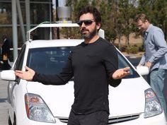 The crazy eccentric successful life of Google cofounder Sergey Brin (GOOG GOOGL)