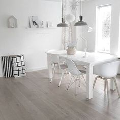 Interior Styling, Interior Design, The Way Home, Scandinavian Interior, Decoration, Interior Inspiration, Interior Architecture, Dining Chairs, Sweet Home