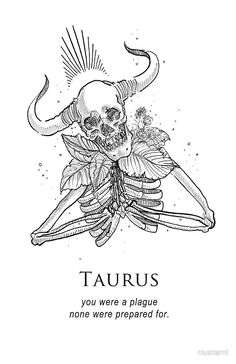 Astrology Cancer Wall Decor Jun 23 to Jul 23 Zodiac Art Print Poster illustration and inanity by amrit brar — – shitty horoscopes book viii: medicine amrit brar… Taurus Art, Astrology Taurus, Taurus Quotes, Astrology Signs, Zodiac Signs, Dark Astrology, Astrology Tattoo, Horoscope Signs, Arte Digital Fantasy
