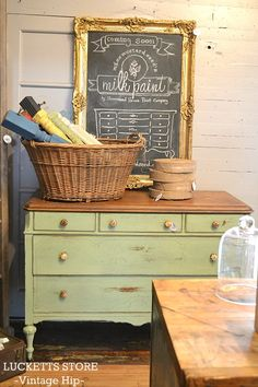 1000 images about milk paint products on pinterest - Mustard seed interiors ...