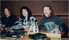 ~METALLICA~ Jason Newsted Metallica, Metallica Albums, Robert Trujillo, Kirk Hammett, James Hetfield, Thrasher, Metalhead, The Beatles, Heavy Metal