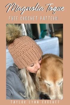 The Magnolia Toque is a perfect beanie for market. Its double brim construction means it will keep you warm and look super flattering when worn. Quick Crochet, Single Crochet, Free Crochet, Interchangeable Knitting Needles, Circular Knitting Needles, Different Crochet Stitches, Knitted Hats, Crochet Hats, I Love This Yarn
