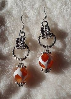 semi precious jewelry / 3mara3 agata