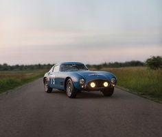 1956 Ferrari 250 GT Berlinetta Competizione by Scglietti $13m