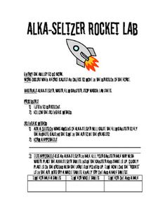STEM-fun and easy to follow lab on the relationship between energy and work…