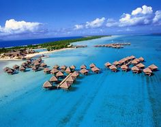 Le Méridien Bora Bora, Bora