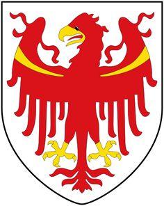 Brasão da província de Província autónoma de Bolzano
