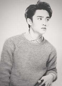 Do kyungsoo so handsome ♥♥♥