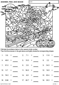 Preview of math art page Long Division, Level 1 School