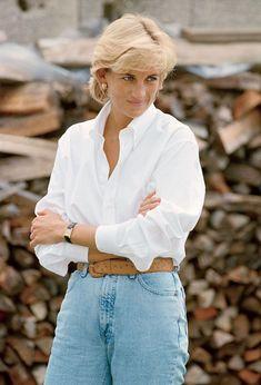 Princess Diana's Best Casual Looks