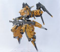 圖片 Big Robots, Cool Robots, Fantasy Armor, Dark Fantasy Art, Japanese Robot, Frame Arms Girl, Black Rock Shooter, Robot Girl, Mecha Anime