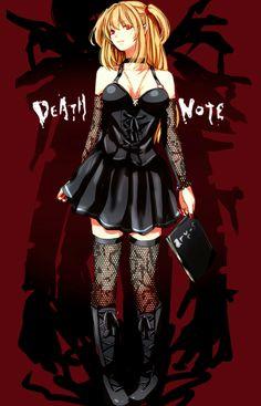 Death Note - Misa