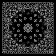 Black with white bandana patterns design vector 03 - https://gooloc.com/black-with-white-bandana-patterns-design-vector-03/?utm_source=PN&utm_medium=gooloc77%40gmail.com&utm_campaign=SNAP%2Bfrom%2BGooLoc