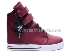 low priced 153e9 93f4d Supra TK Society Brick red Men s Shoes, Price   62.00 - Air Yeezy Shoes
