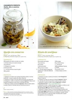Revista Bimby Maio 2015 Rice Recipes, Recipies, Oatmeal, Pasta, Food And Drink, Cooking, Breakfast, Recipe Journal, Illustrated Recipe