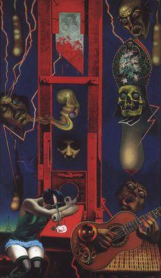 Clovis Trouille - La Complainte du Vampire - Version Soft