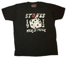 Stones World Tour 1972 T-Shirt
