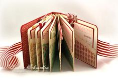 christmas calendar book for gift giving