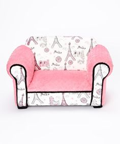 Look What I Found On #zulily! Paris Doll Sofa By Creative Kid Chairs #