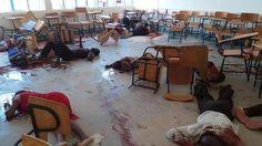 TERRORISTAS ISLÃMICOS MATAM 150 #CRISTÃOS EM UNIVERSIDADE NO #QUÊNIA ~ INFOWARS BRASIL