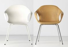 Elephant and Joko, the two new chairs of Kristalia