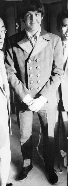 Paul (That coat though!!! I LOVE it!!)