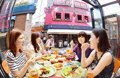 My Che-Cheese, a restaurant in Itaewon, Korea! #Seoul