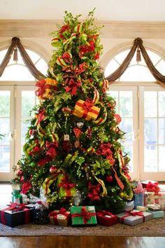 Christmas Tree..... Very creative