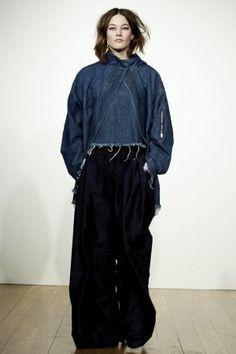 Marques'Almeida Fall Winter Ready To Wear 2013 London