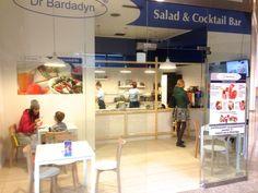 Dr Bardadyn Salad & Cocktail Bar - Franczyza