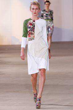 Preen Fall 2012 Ready-to-Wear