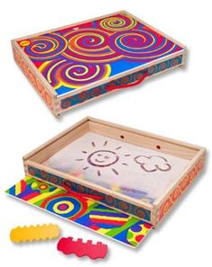 Child Therapy Toys - Personal Sand Tray