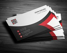 """Check out new work on my @Behance portfolio: """"Corporate Business Card"""" http://be.net/gallery/63936891/Corporate-Business-Card"""