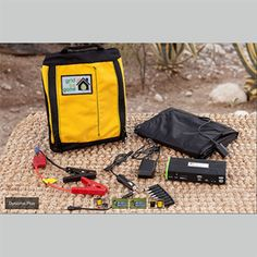 """Need a charge?  Anywhere? The Dynamo Plus is the """"take it anywhere"""" solution for outdoor enthusiasts who need self sustainable charging on-the-go."""