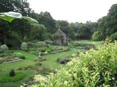 Normandy -  beautiful garden spot