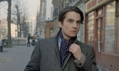 Jean-Pierre Léaud as Antoine Doinel in the Truffaut films. The ultimate moody dish your best friend warned you about.