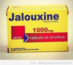 Pour soigner la jalousie