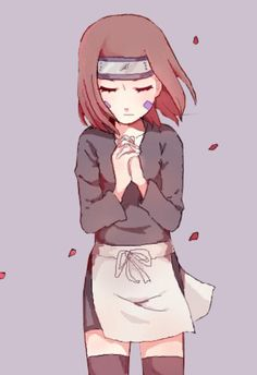 Happy birthday Rin Nohara 15th Nov