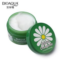 BIOAQUA Brand Face Mask Chamomile Essence Anti Age Sleeping Mask Skin Care Moisturizing Whitening Hydrating Night Masks Cream #Affiliate