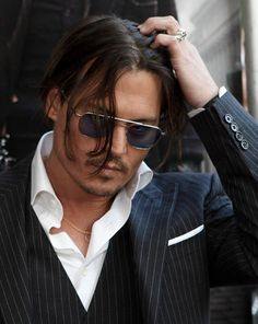 011d5aa82f Blue Randolph s can be dressed up for any occasion! Just ask  JohnnyDepp   RESunglasses