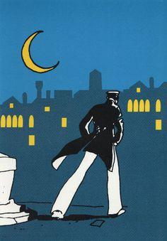 corto maltese, Hugo Pratt Ligne Claire, Bd Comics, Maltese, Comic Art, Pop Art, Novels, Character Design, Cartoon, Drawings